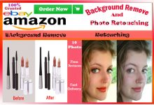 I Will Remove Background 5 Products Photo For Amazon Or Ecommerce