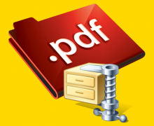 compress any Pdf doc reduce size up to 60 percent less – same quality