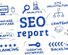 I will give you full SEO Report of your website